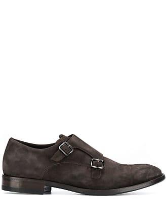 Henderson Baracco Sapato com fivelas - Marrom