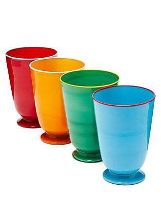 La DoubleJ Set Of Four Murano Glasses - Womens - Multi