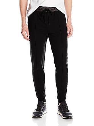 2(x)ist Mens Modern Classic Lounge Pant, Black, Medium