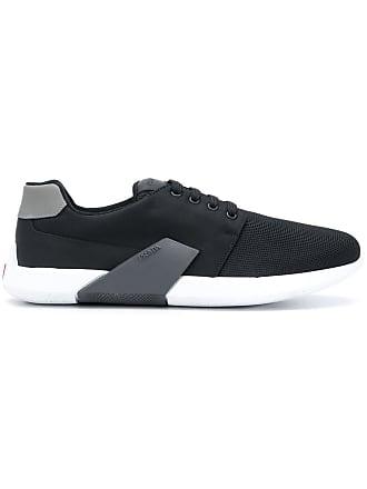 online store d1a6c d01fd Prada Sneakers con pannelli a contrasto - Di Colore Nero
