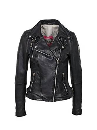 4aab03edcc4a5 Freaky Nation Biker Princess Blouson, Noir (Shadow 9015), X-Small Femme