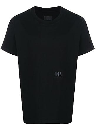 Rta Camiseta com estampa de logo - Preto