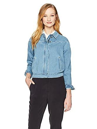 William Rast Womens Western Denim Jacket, WEST Village, X Small