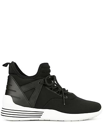 Kendall + Kylie KK Daring hi-top sneakers - Black