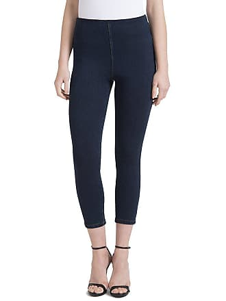 Lyssé Toothpick Denim Crop Pants