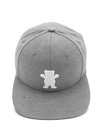 Grizzly Boné Grizzly Og Bear Snapback Cinza