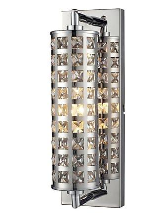 Elk Lighting Crystallure 1 Light Bathroom Vanity Light - 31346/1