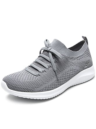Skechers Tênis Skechers Performance Ultra Flex-Statements Cinza