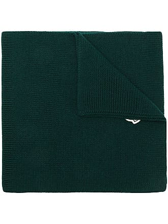 Moncler Cachecol de lã - Verde