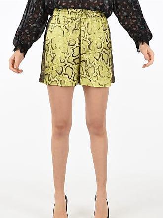 Pinko snake-print GISELLA shorts size 40