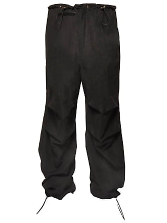 032c Black Mens Cosmic Workshop Pants - The Webster
