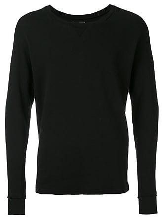 TAKAHIROMIYASHITA TheSoloist. Blusa de moletom Wardrobe Underwear - Preto