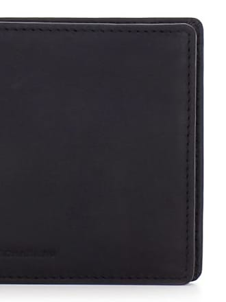 Scharlau Horizontal wallet with coin pocket and 4 cc