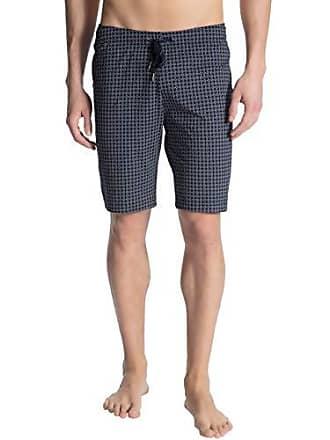 8ee329b0cfd696 CALIDA Herren Remix Basic Shorts Grau (Fog 850) W(Herstellergröße: XX-