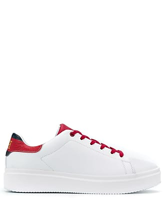 bda19b409 Tommy Hilfiger contrast panel sneakers - White