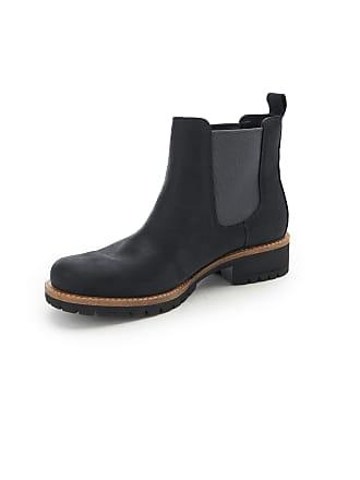 8571d5967af974 Soft 5 Chelsea Stiefelette schwarz. Versand  kostenlos. Ecco Modischer  Chelsea-Boot Elaine aus 100% Leder Ecco schwarz
