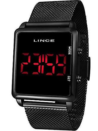 Lince Relógio Lince Masculino Ref: Mdn4596l Pxpx Digital LED Black