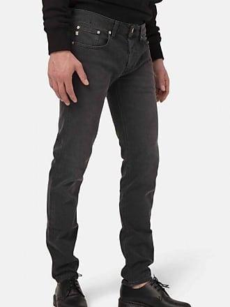 Mud Jeans Jeans Dunn Regular Stone Schwarz