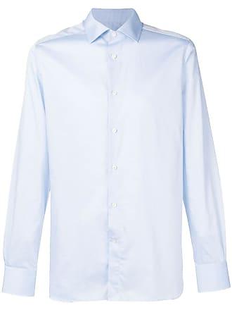 Ermenegildo Zegna classic formal shirt - Blue