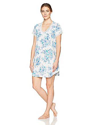 Karen Neuburger womens Karen Neuburger Womens Short Sleeve Sleepdress  Pajama Pj ae54df17d