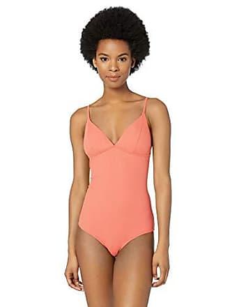 1ed815baad6 Rip Curl Juniors Premium Surf One Piece Swim Suit Bikini, Dusty Rose, Small