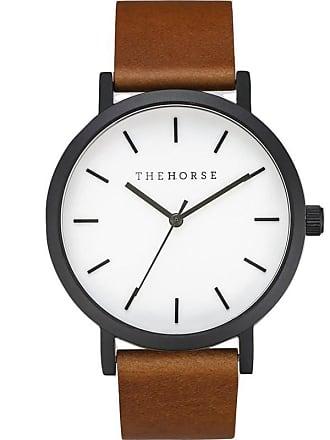 The Horse Original Black Watch   Tan