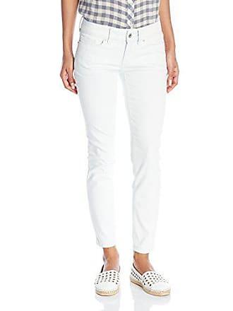 Yummie Tummie Modern Mid Rise Slimming Ankle Denim Jeans, Railroad, 33