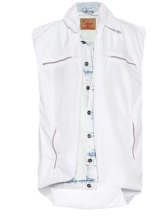 Y / Project Layered denim vest