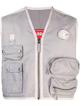 032c multi-pocket vest - Grey