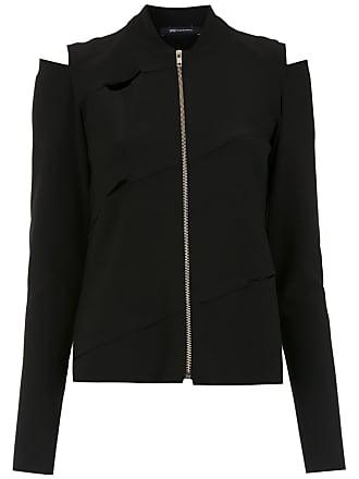 Uma panelled Coca jacket - Black