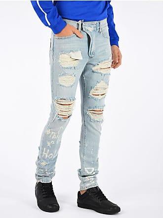 Ih Nom Uh Nit 16cm Distressed Denim Jeans size 32