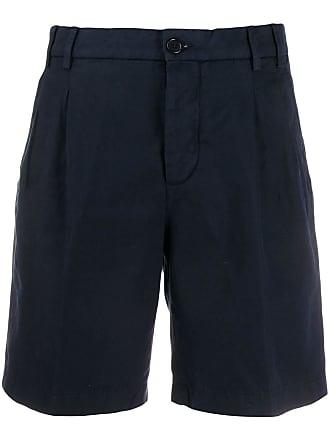 Aspesi classic tailored shorts - Azul