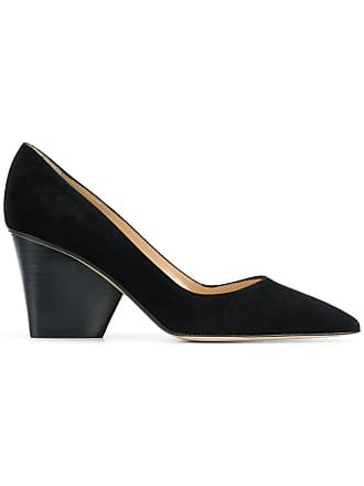PAUL ANDREW Sapato de camurça - Preto
