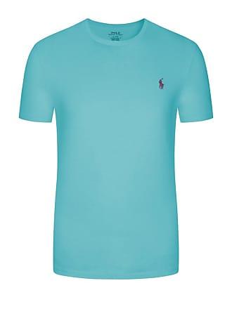 85df9029 Polo Ralph Lauren T-Shirt, Custom Slim Fit von Polo Ralph Lauren in Aqua