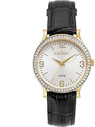 Condor Relógio Condor Feminino Ref: Co2039bm/2d Fashion Inox Dourado