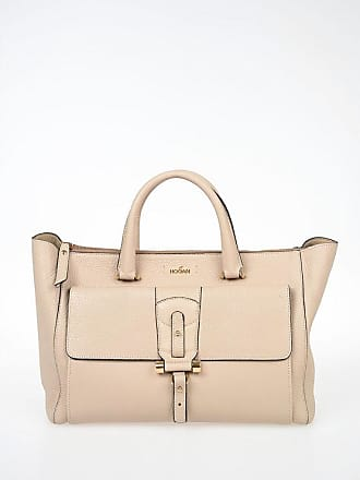 Hogan Leather Tote Bag size Unica