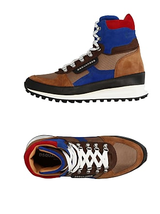 Dsquared2 CALZATURE - Sneakers   Tennis shoes alte 58c45699658