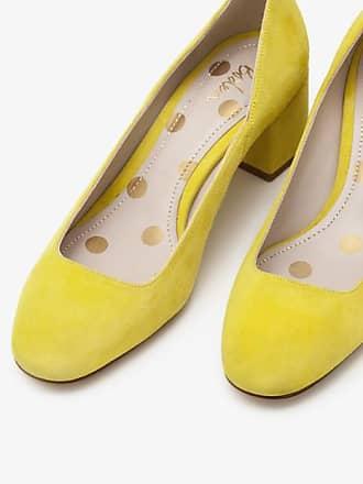 e8f738599c4663 Boden Hope Pumps mit mittelhohem Absatz Yellow Damen Boden