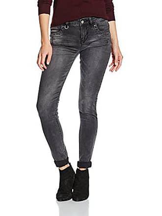57a06018464a Only Damen Jeanshose onlIZA REG Studded DNM Jeans GUA Grey