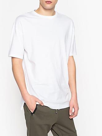 La Redoute Collections Weites T-Shirt mit rundem Ausschnitt, Oeko-Tex -  weiss 38da48121b