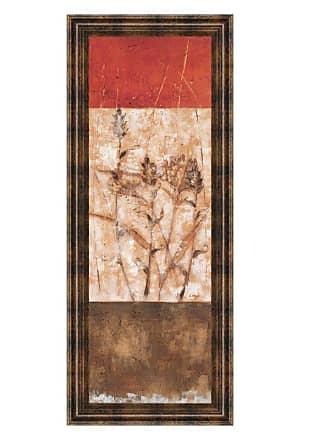 Classy Art Fresco I Framed Wall Art - 18W x 42H in. - 1234