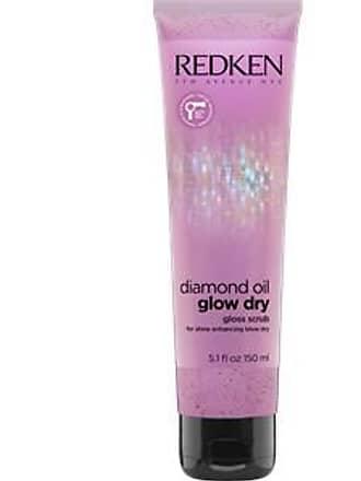 Redken Diamond Oil Glow Dry Gloss Scrub 150 ml