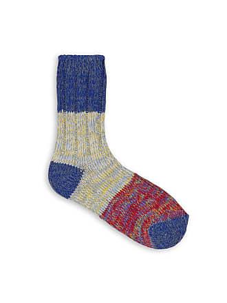 Thunders Love HELEN COLLECTION Blue Love Socks