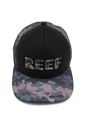 Reef Boné Reef Camo Trucker Preto