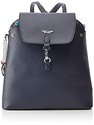 5ee89ca05c Piero Guidi Reversible Backpack Borsa a zainetto Donna, (Blu Notte), 21x18,