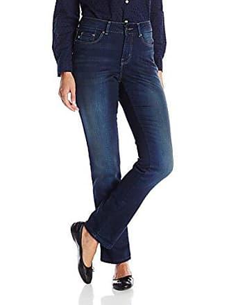 7b5e0428 Lee Lee Womens Petite Modern Series Curvy Fit Miranda Straight Leg Jean,  Metropolitan, 4