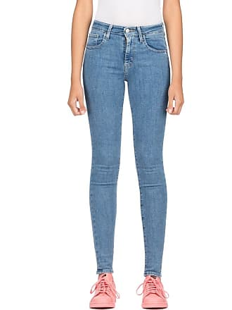 Levi's 721 High Rise Skinny Jeans - Out Of Touch