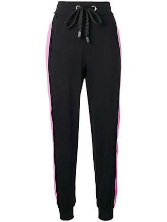 No Ka'Oi side stripes track pants - Black