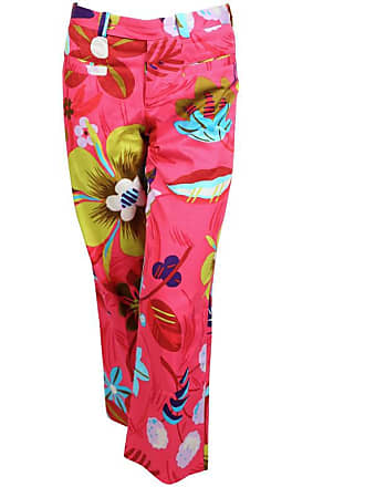3f5b83aba6c6 Gucci 1999 Tom Ford For Gucci Floral Printed Runway Pants