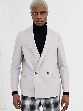 Twisted Tailor Blazer oversize grigio